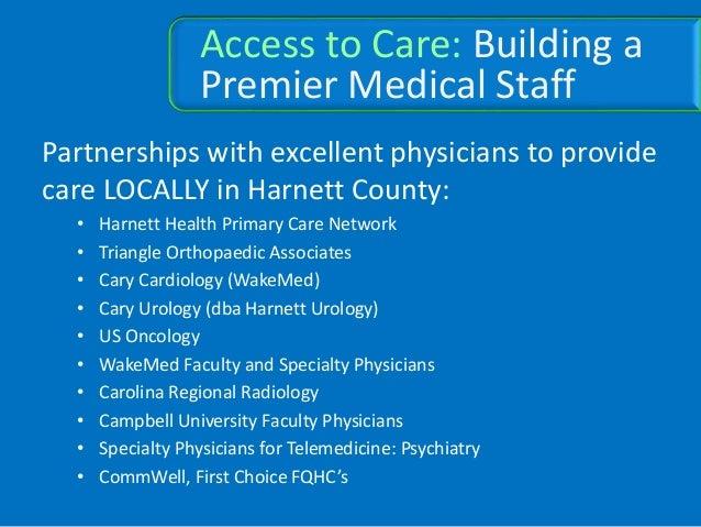 Transforming healthcare 2013