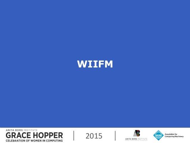 2015 WIIFM 29