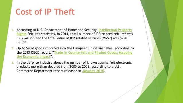 Transform process to protect product samples embedded with intellectual property Slide 3