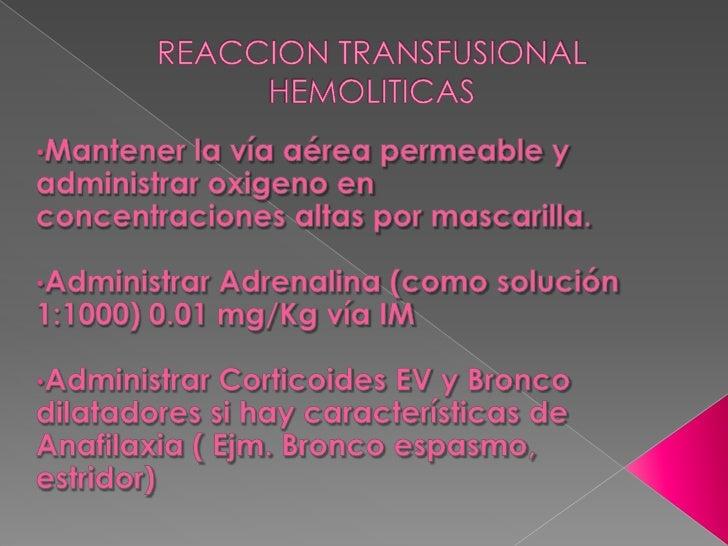 Todos los grupos ABO son aceptables.</li></li></ul><li>Indicaciones<br />Prevenir o controlar el sangrado asociado con el ...