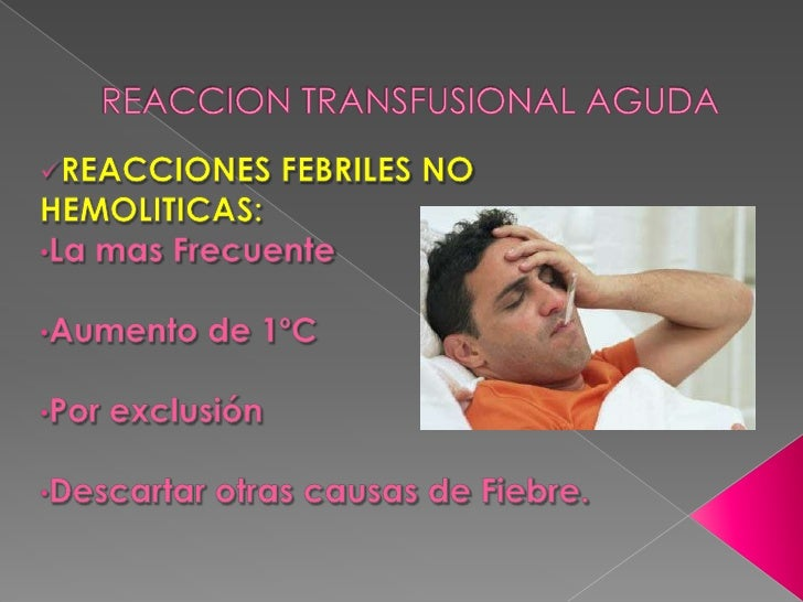 Trombopenia inducida por heparina</li></li></ul><li>TIPOS DE CONCENTRADO:<br />Concentrado por donación común, múltiple o ...
