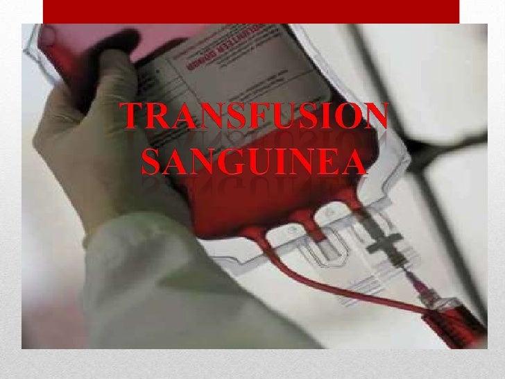 Una transfusión de sangre es un procedimiento seguro, común en elque recibe la sangre a través de unasonda intravenosa (IV...