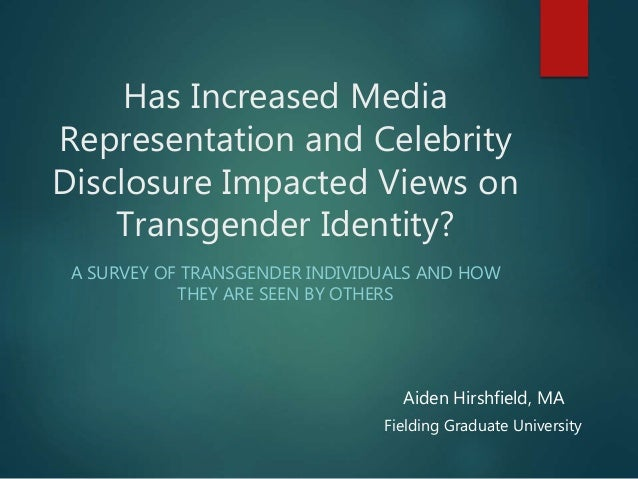 comparing media on trangendered people and social issues An alternative perspective, social role theory, suggests that that men and women  committed to relational issues (eagly & wood, 1999) women, in contrast, have learned to be more committed to interpersonal relationships, less driven, and more cooperative according to  people's gender stereotypes are accurate this is problematic.