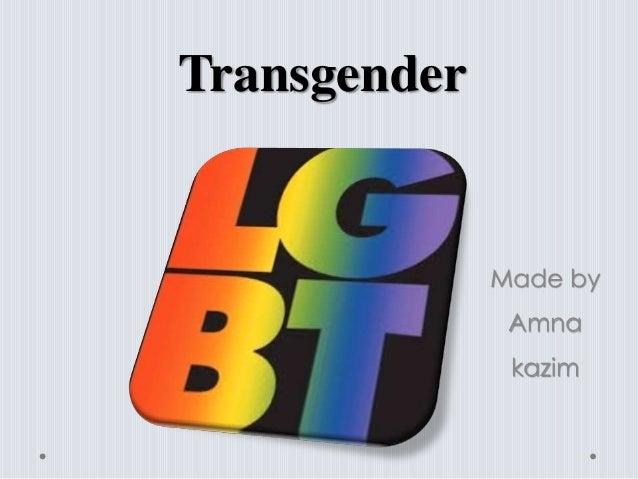 Transgender Made by Amna kazim