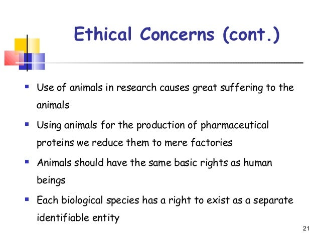 ethics and animals They may also feel that philosophical discussion of animals is so abstract as to  be  of human ethical systems should make us very sceptical of the usefulness of .