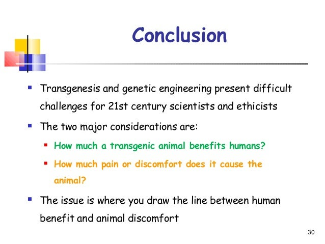 Line Drawing Technique Ethics : Transgenic animals research ethics