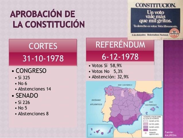  Elecciones 1979: vence UCD.  Reto: construcción del Estado de las Autonomías. División interna de UCD.  Aprobación de ...