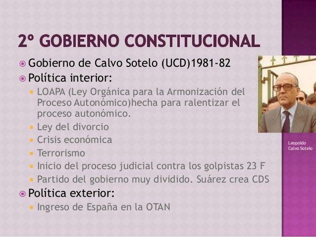  Comienzan los Gobiernos de Felipe González (PSOE). Elecciones 28 octubre 1982 Fuente: EL PAIS 1982