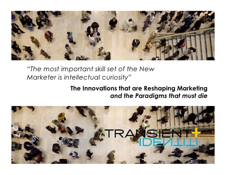 Transient Identiti   Innovations Redefining Marketing v2