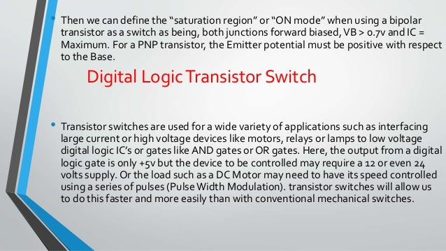 definition of transistors