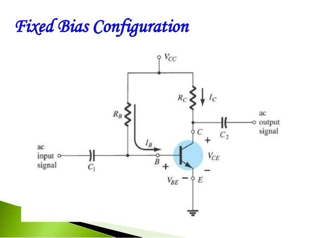 fixed circuit diagram bipolar junction transistor  bjt  dc and ac analysis  bipolar junction transistor  bjt  dc