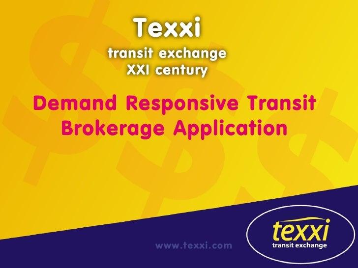 Transit Exchange