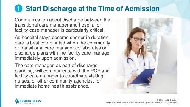 what is transitional care management