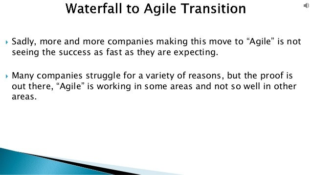how to get agile experience