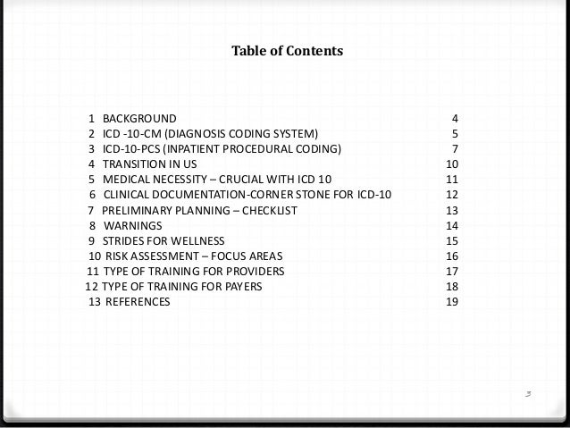Icd 10 Table Of Contents Microfinanceindia