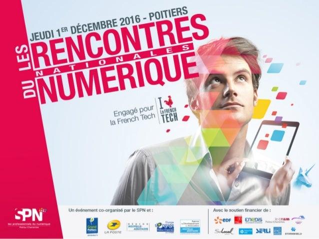 TRANSFORMATION NUMÉRIQUE DES OFFICES DE TOURISME qui l'eût cru ? 01/12/16 PAGE 2