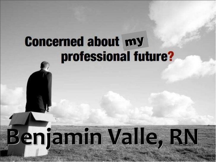 Benjamin Valle, RN