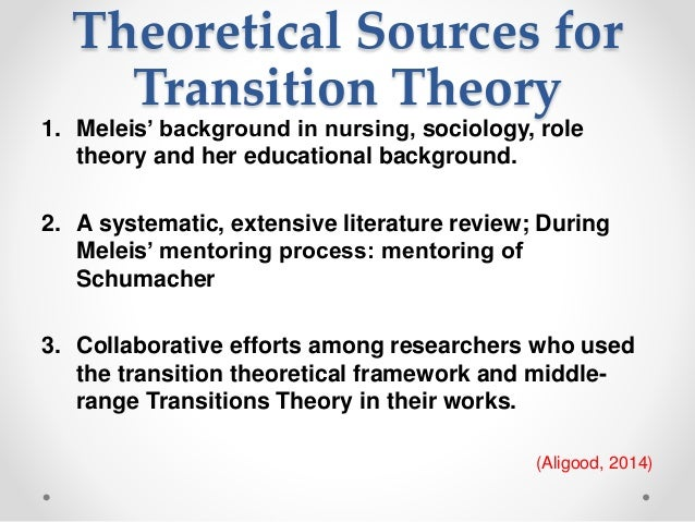 afaf meleis theory
