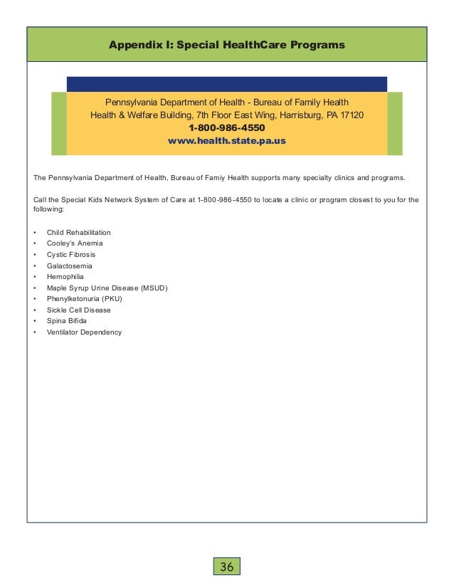 Transition to adulthood in Pennsylvania workbook for parents, teacher…