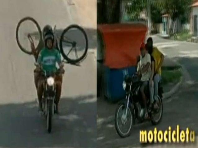 Insegurança - Motocicleta