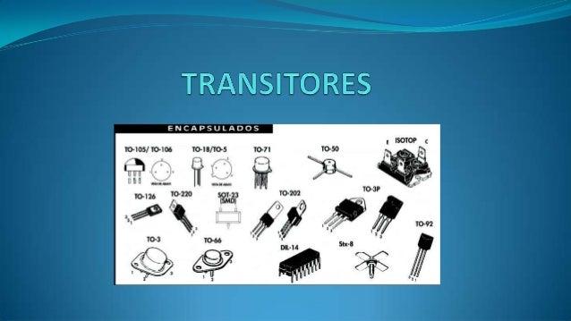 Transistor JFET El transistor JFET (Junction Field Efect Transistor, que se traduce como transistor de efecto de campo) es...