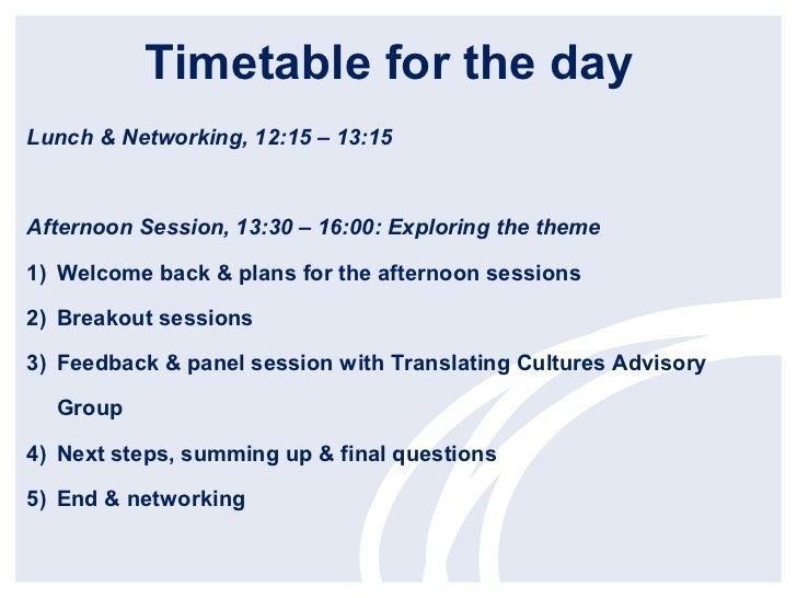 Translating Cultures Theme – Dr Ian Lyne and Adam Walker, AHRC Slide 3