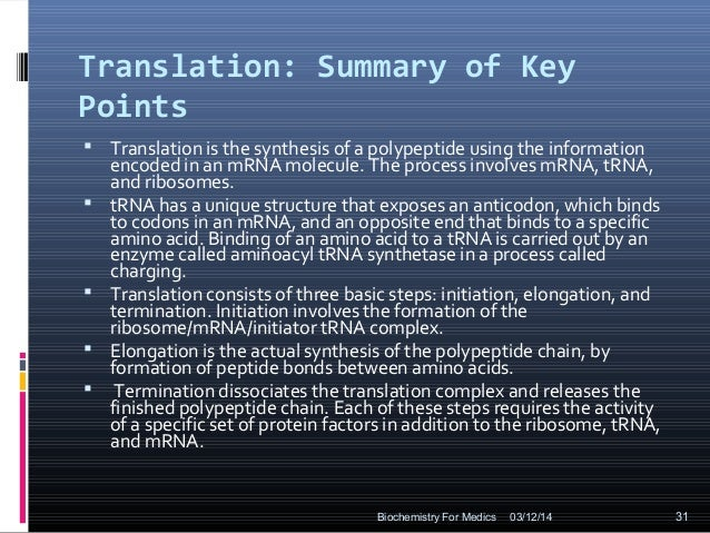 translation an overview