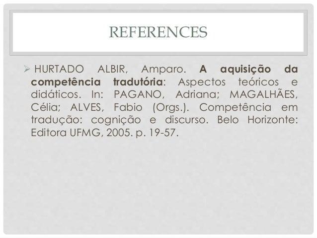translation competence