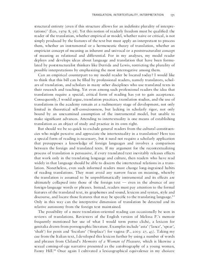 structural diagram hermeneutics translation, intertextuality,interpretation structural biology diagram #10