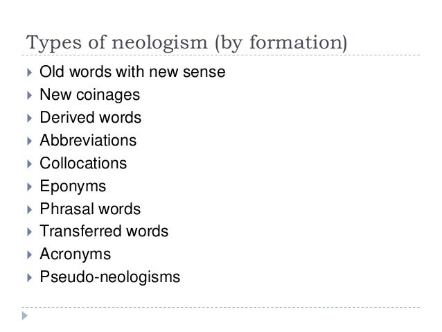 the ways of translation neologisms Almost all of these translation techniques are the ways of borrowing  as for the translation of the english neologisms into the german language, borrowings.