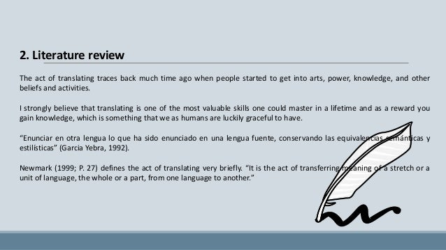 Doing a literature review in early years SlidePlayer Page