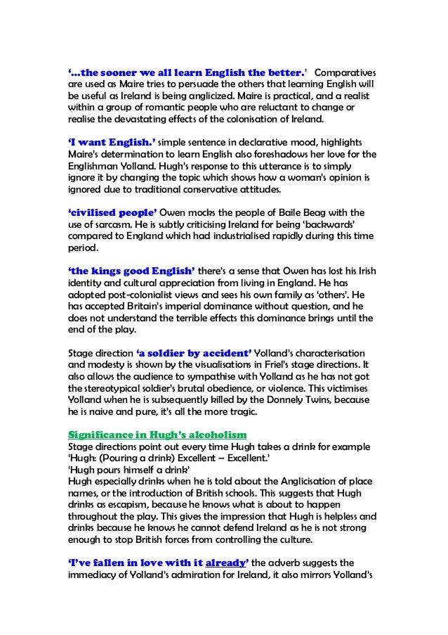 brian friel translations pdf