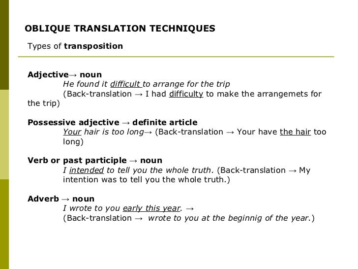back translation technique pdf