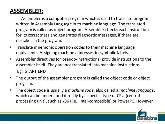 Compiler and interpreter pdf creator