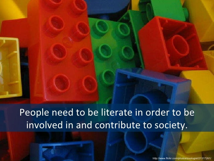 Libraries and Transliteracy Slide 3