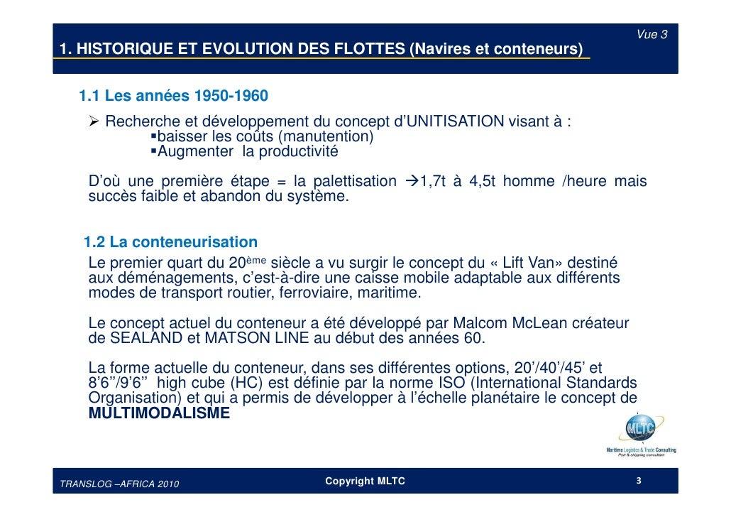 Translog africa 2010 vue Slide 3