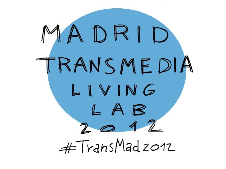 The Idea of Europe - Transmedia Living Lab - 2012