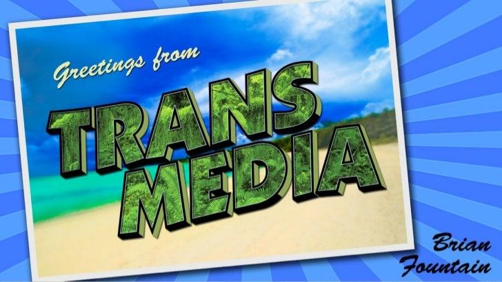 Transmediaon $8 a Day