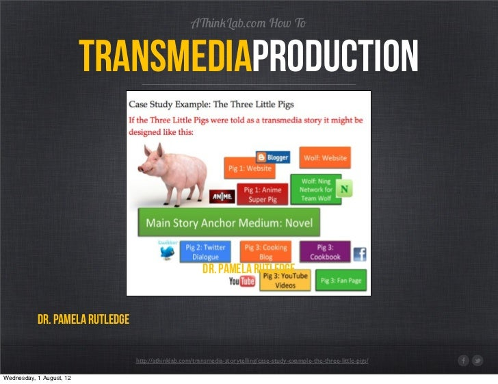 AThinkLab.com How To                          Transmediaproduction                                                        ...