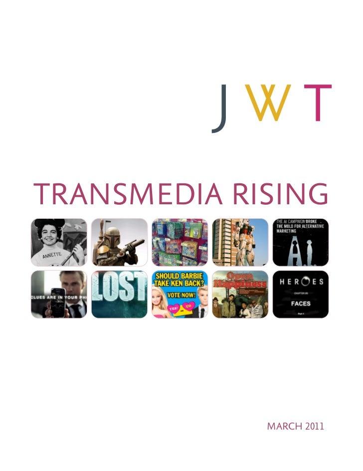 TRANSMEDIA RISING             MARCH 2011