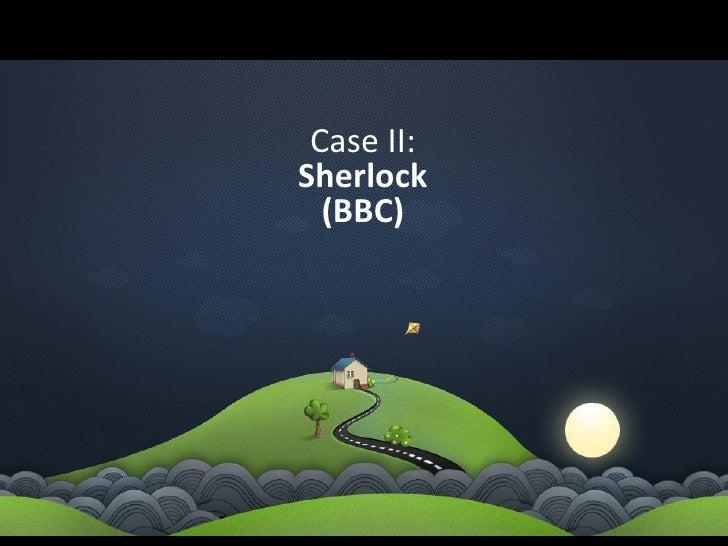 Screenshot: Website von Sherlock| Link