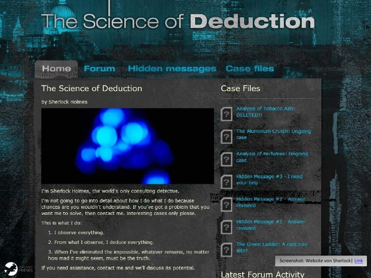 Screenshot: Sherlock (BBC One)