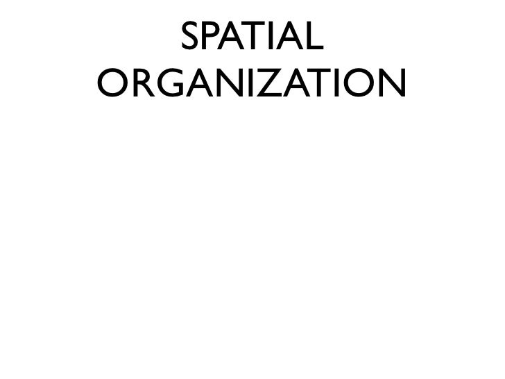 SPATIAL   ORGANIZATION • PHYSICAL STRUCTURES • WORLD CREATION • TIME LINE • MAPS • CHARACTER LISTS