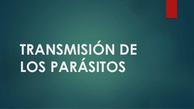 La liberación de los parásitos por ayurvede