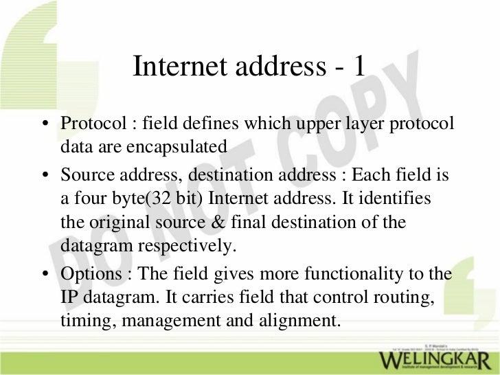 transmission control protocol and internet protocol essay Internet communication paradigms  (1974) design of tcp (transmission control protocol) (1977) email (1982) tcp and ip (internet protocol) used for arpanet.