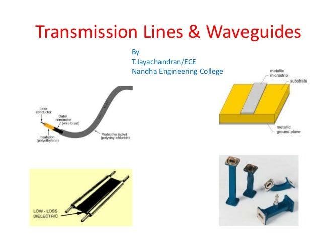 transmission lines waveguides ppt rh slideshare net transmission lines and waveguides by bakshi transmission lines and waveguides by bakshi