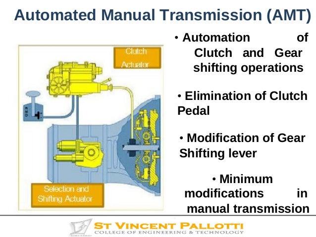 transmission system rh slideshare net Manual Transmission Diagram manual transmission automation