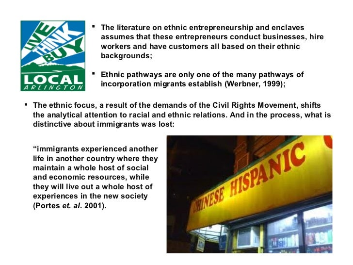 Transnational and Immigrant Entrepreneurship in a ...