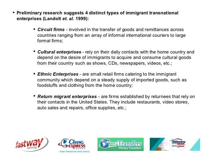 Transnational Entrepreneurship - Academia.edu