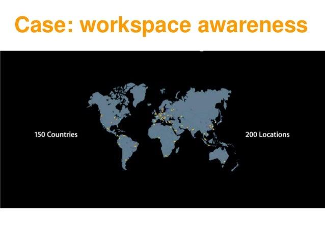 Case: workspace awareness